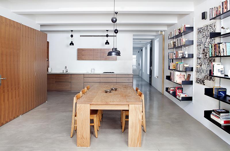 Richardson dondoe loft workshop for architecture for Interior design workshop